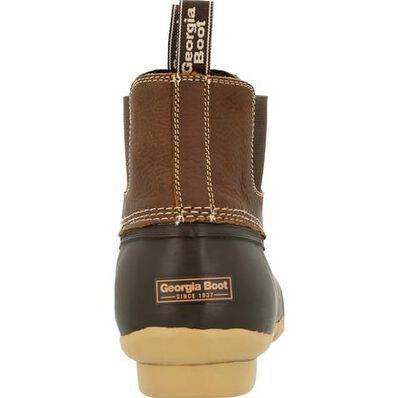 Georgia Boot Marshland Unisex Chelsea Duck Boot, , large