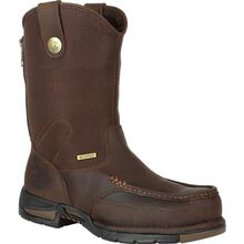 Georgia Boot Athens Waterproof Pull On Work Boot