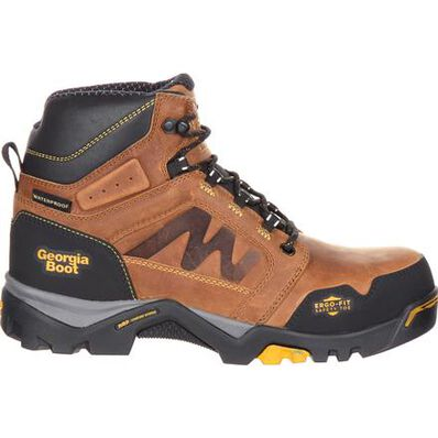 Georgia Boot Amplitude Composite Toe Waterproof Work Boot, , large