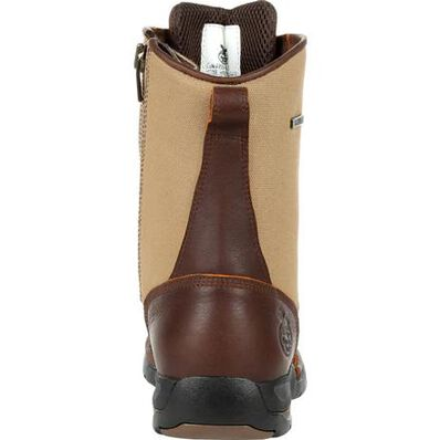 Georgia Boot Athens Waterproof Side-Zip Upland Boot, , large