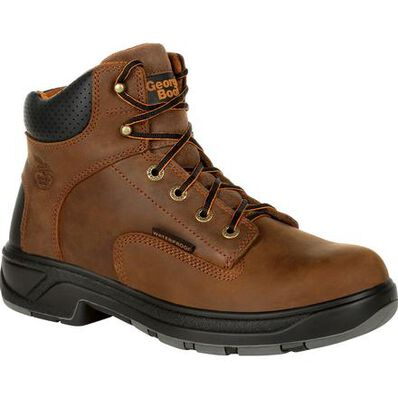 "Composite Toe Georgia Flxpoint Waterproof 6/"" Work Boot G6644"