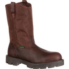 Georgia Boot Homeland Steel Toe Waterproof Wellington