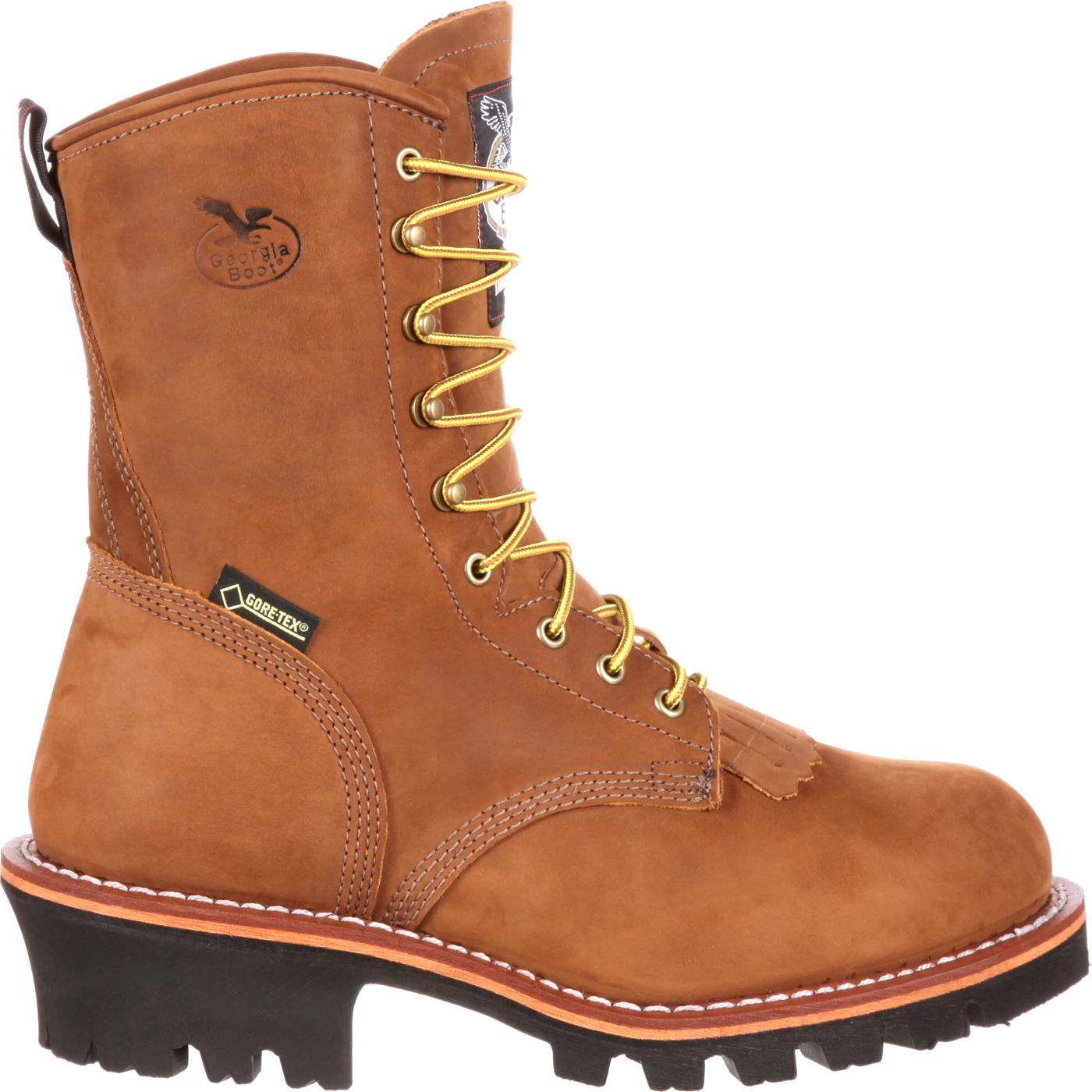 8e757d43714 Georgia Boot Steel Toe GORE-TEX® Waterproof Insulated Logger Boot