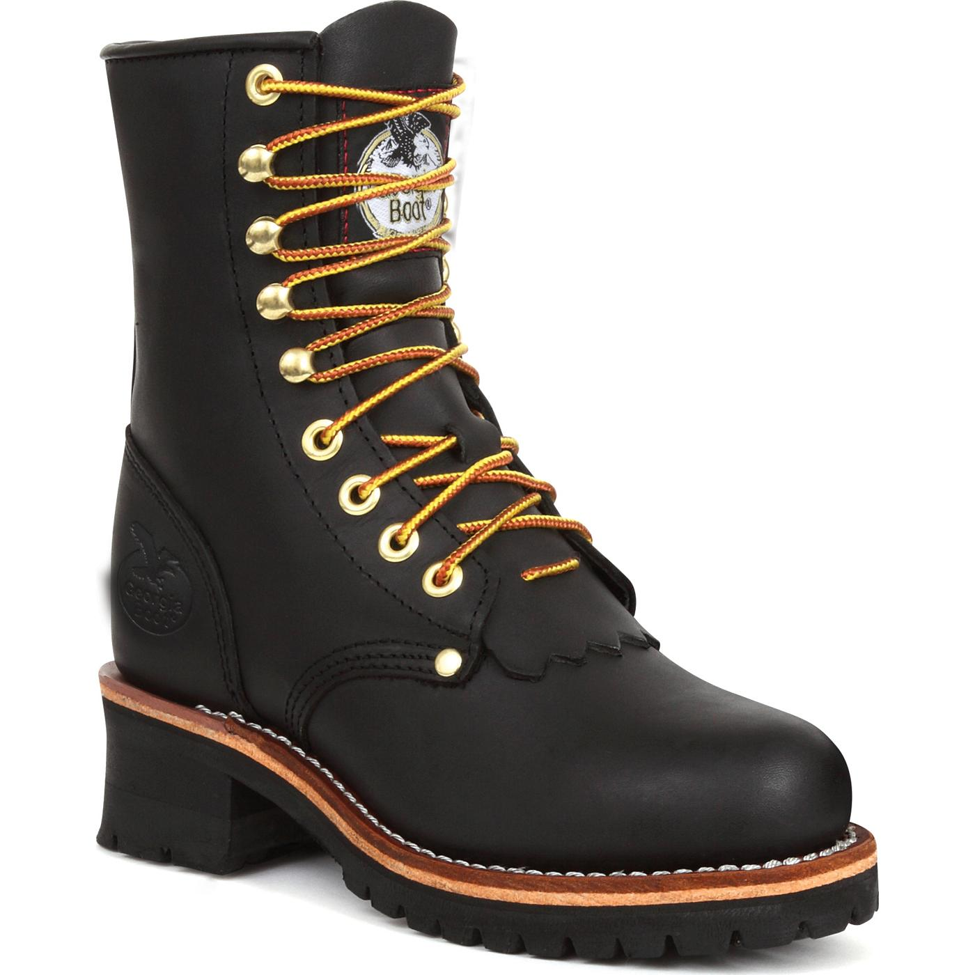 8 quot s logger work boots style g3290