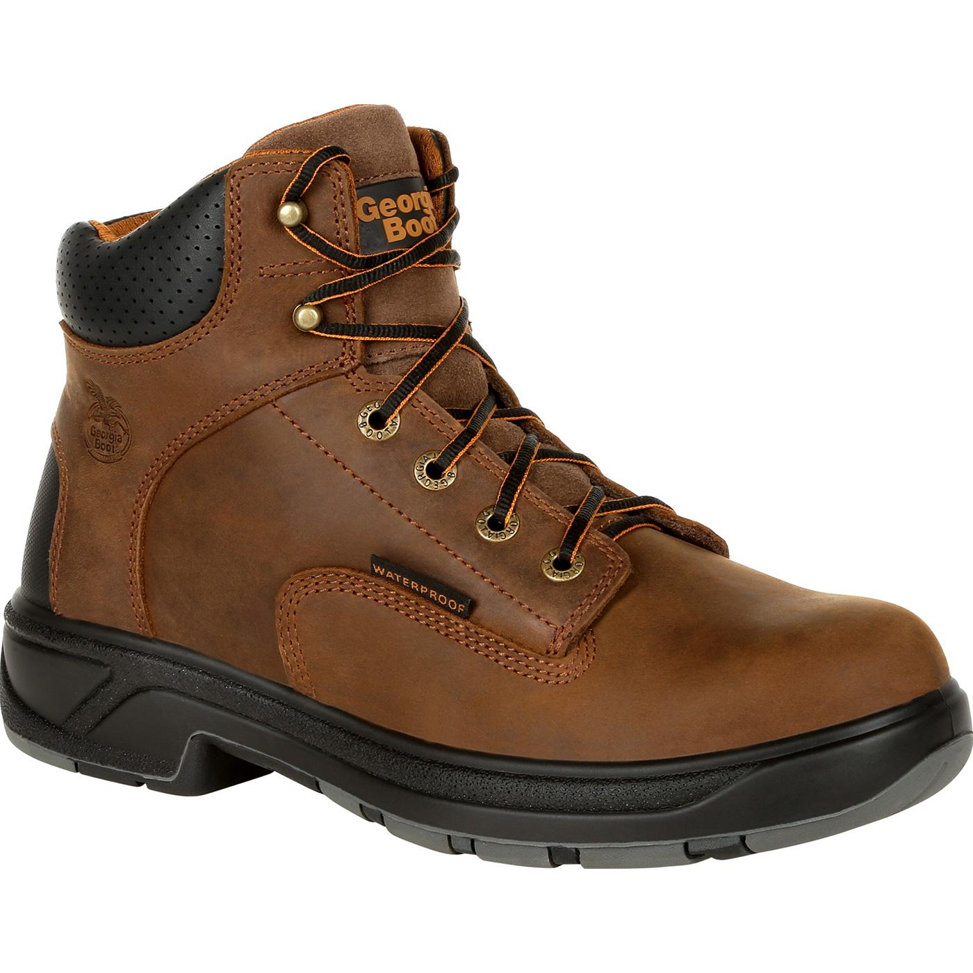 5f2343e9b57 Georgia Boot  Men s FLXPoint Comfort Waterproof Work Boots