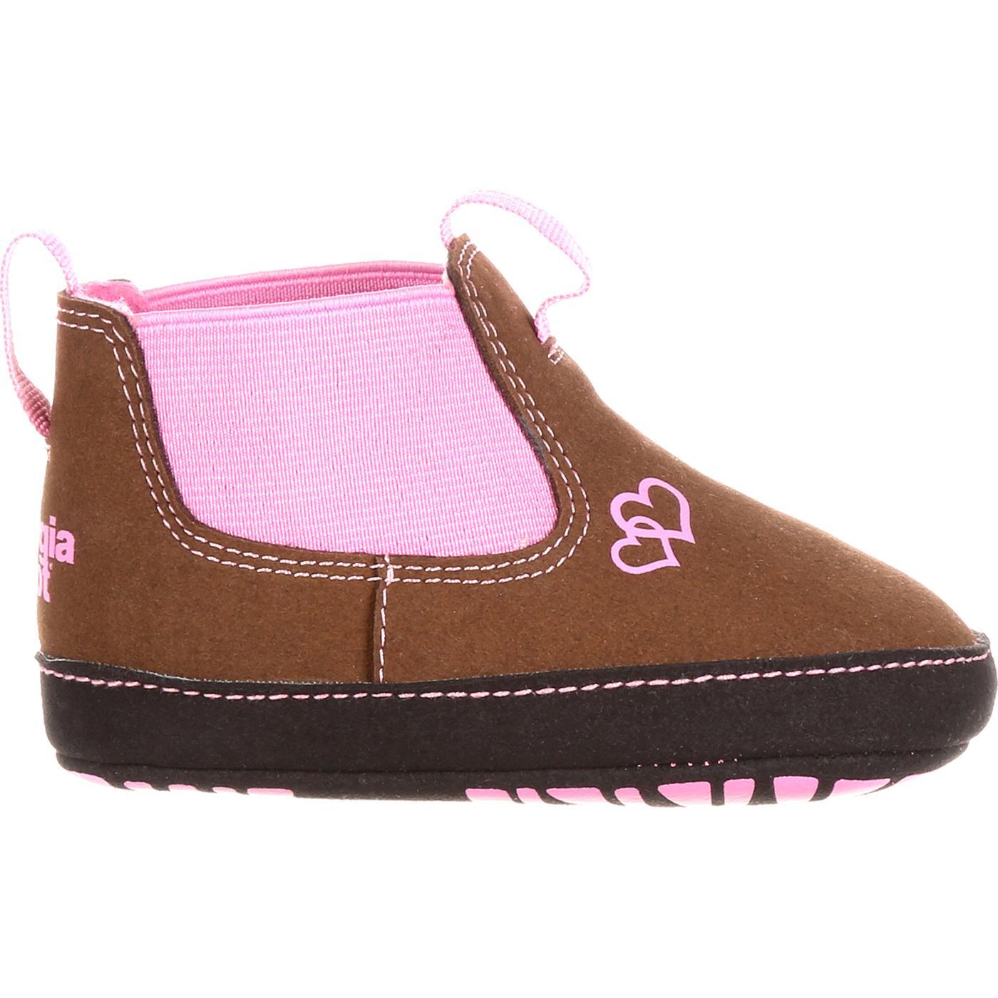 boot infant romeo pink shoe