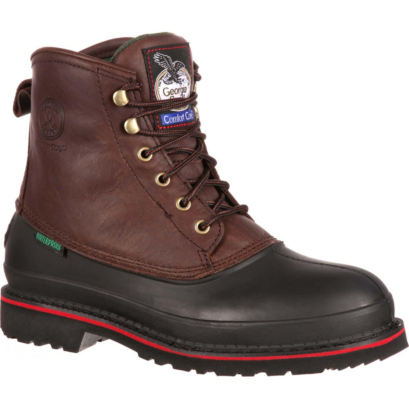 a79a8bb8e Georgia Boot Muddog Waterproof Steel Toe Work Boot. »