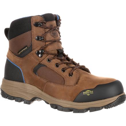 Georgia Boot Blue Collar Waterproof Work Hiker