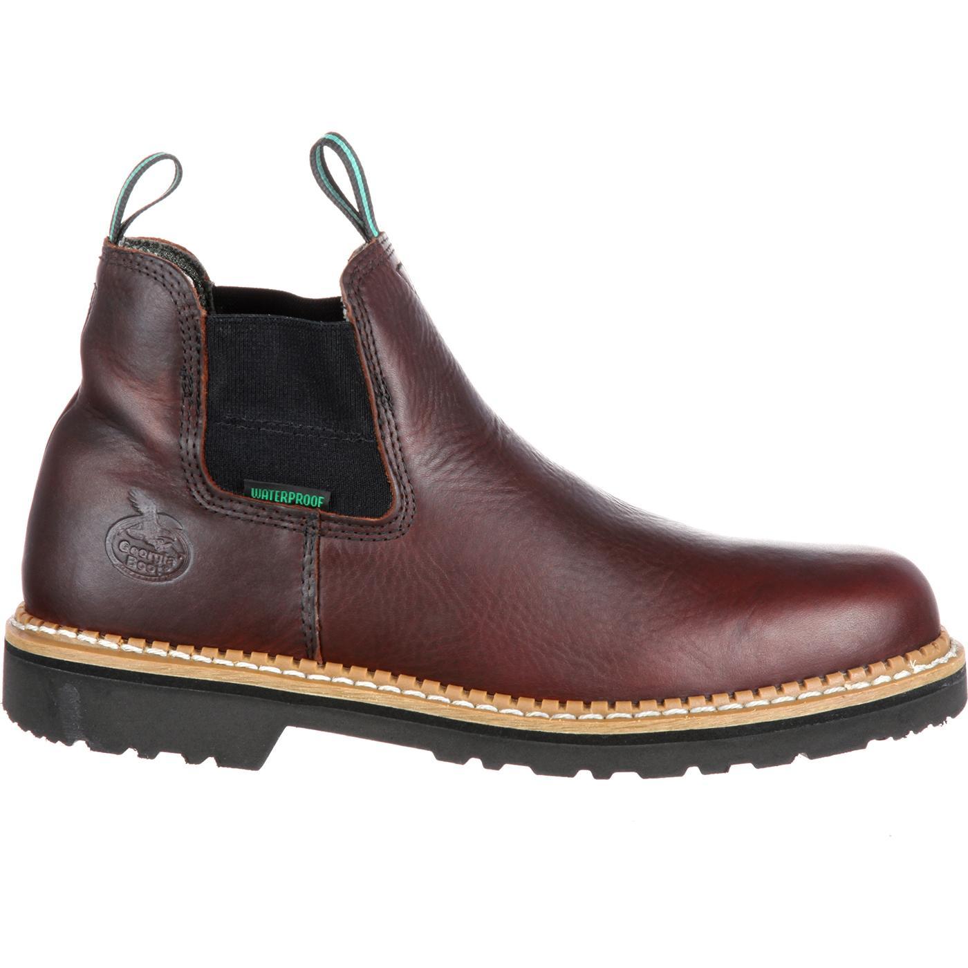 Georgia Giant Romeo Steel Toe Work Shoes