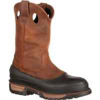 Georgia Muddog Steel Toe Waterproof Wellington, , medium