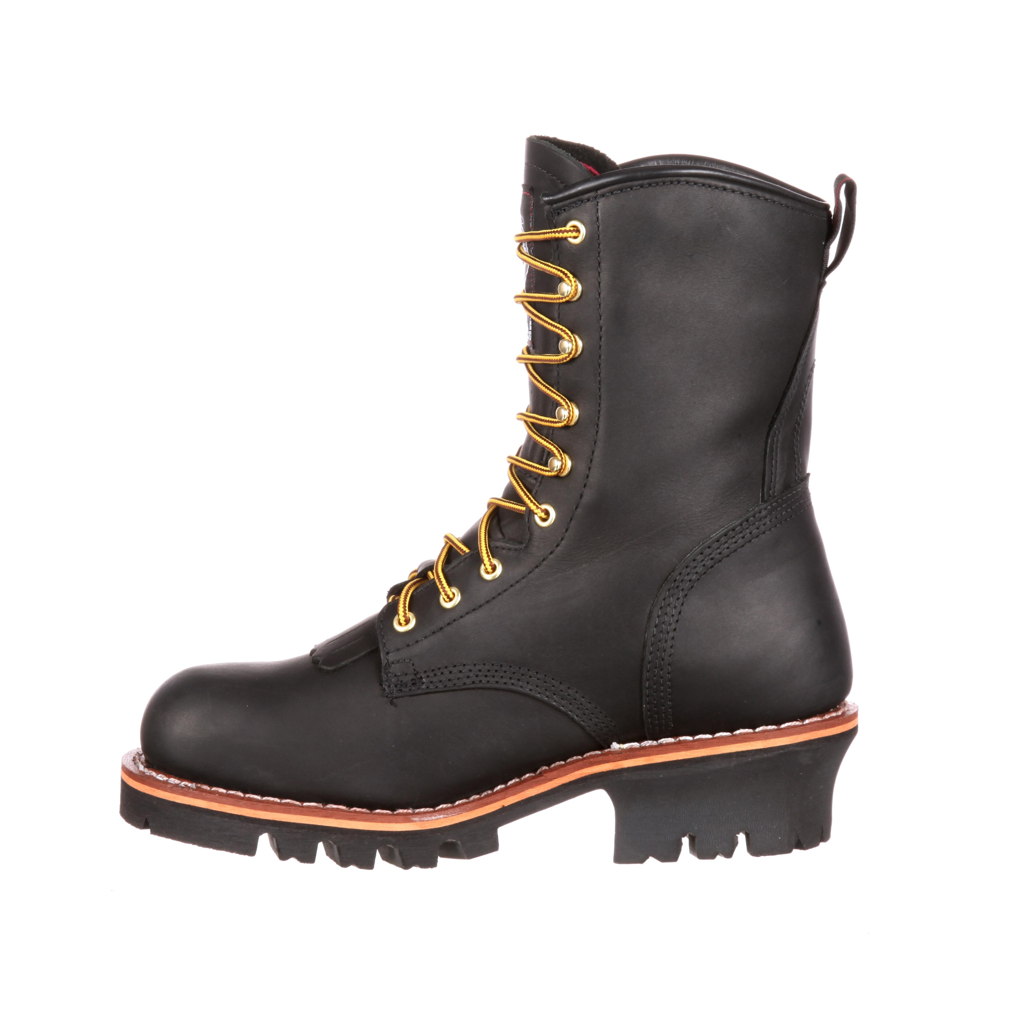 785e7db4e34 Georgia GORE-TEX® Waterproof Steel Toe Logger Boots