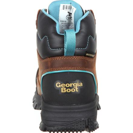 Georgia Boot Blue Collar Women's Composite Toe Waterproof Work Boot, , large