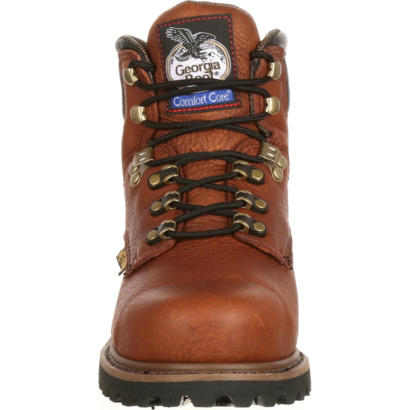 4e5398103f Georgia Internal Met Guard Steel Toe Work Boots