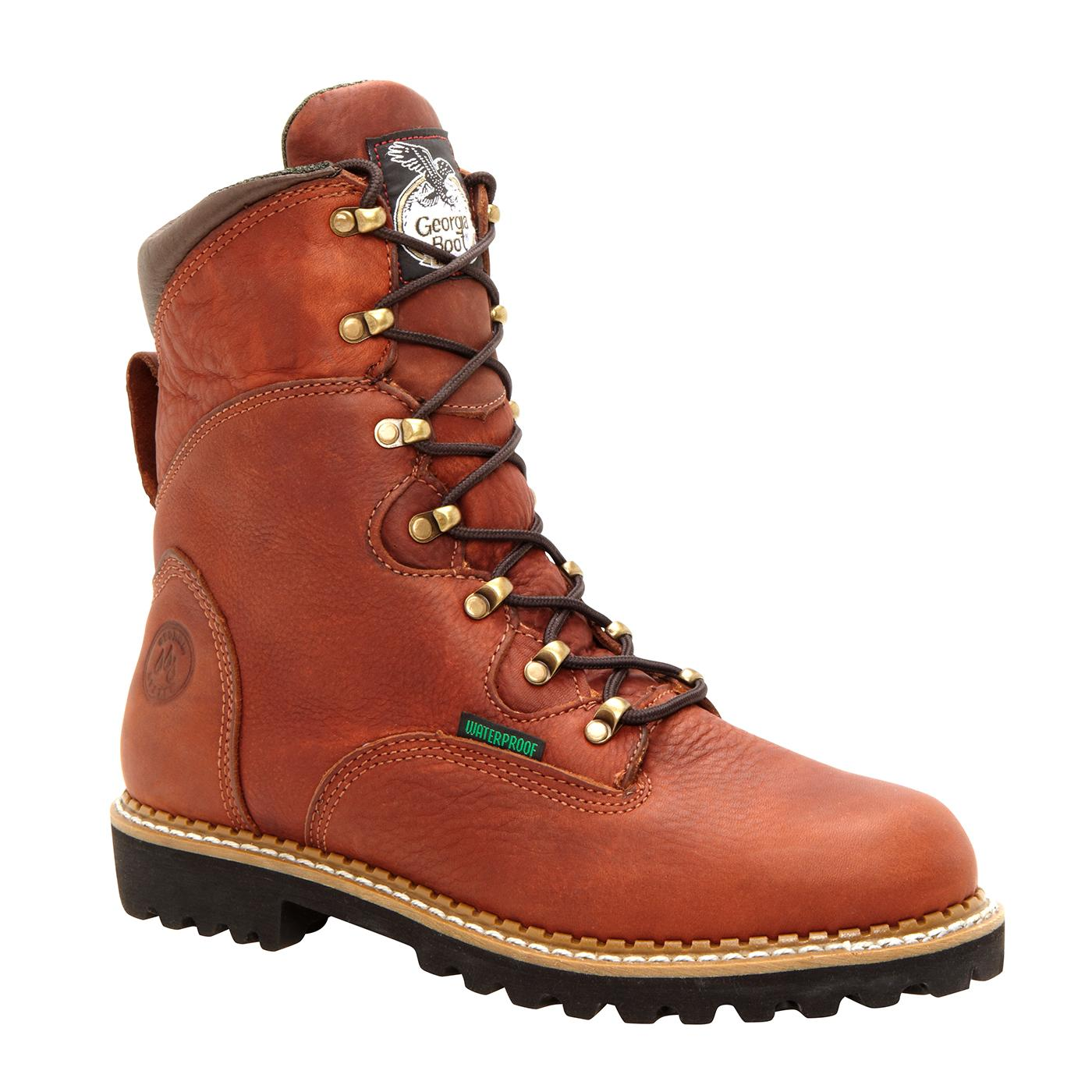 f1ba660fda4 Georgia Renegades Waterproof Steel Toe Work Boots