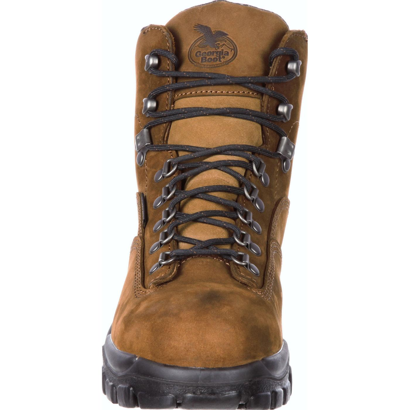 ea7f149798f Georgia Boot Suspension System Steel Toe Waterproof Work Hiker