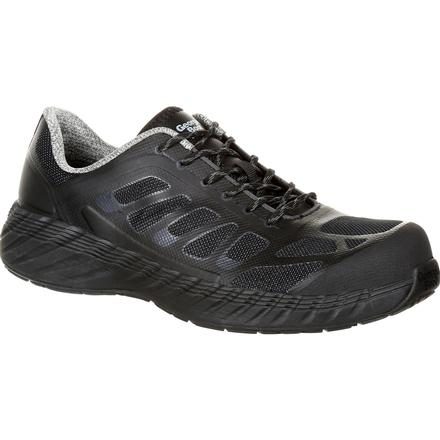 Georgia Boot ReFLX Composite Toe Work Athletic Shoe, , large