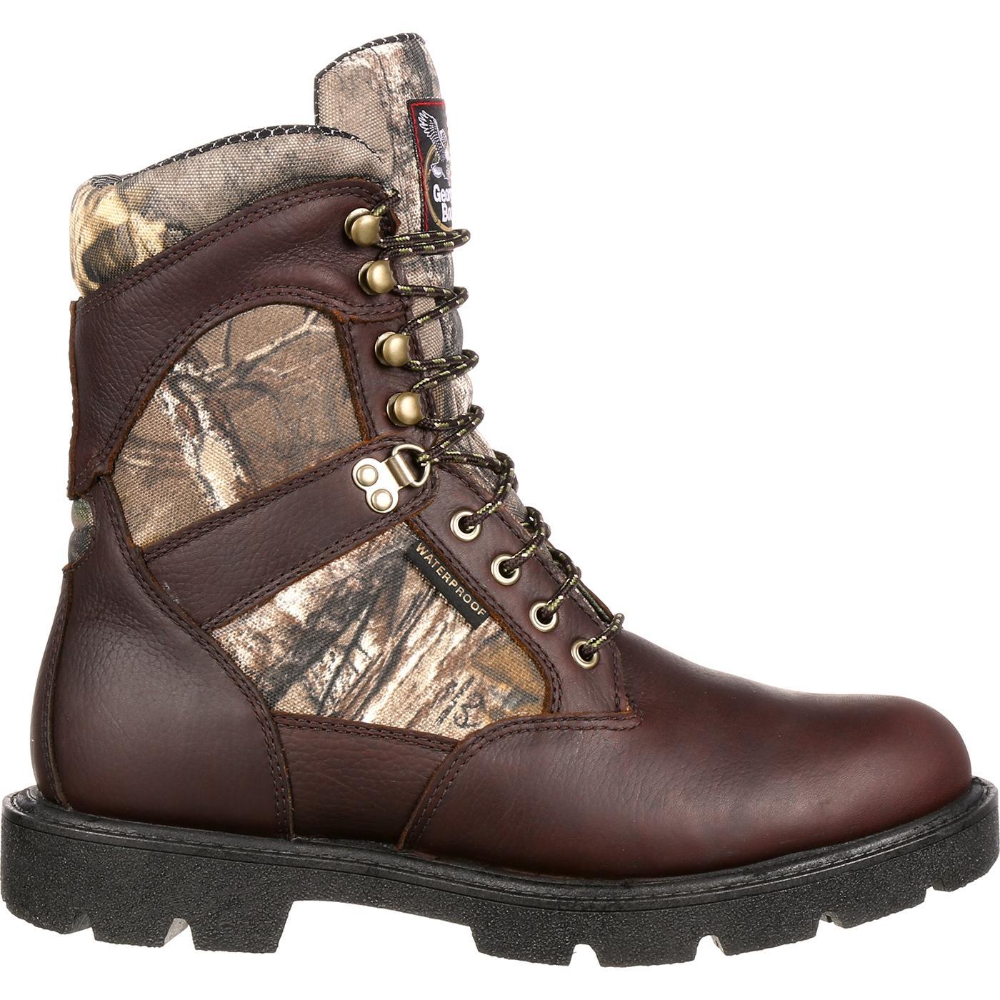 64c49991d97 Georgia Boot Homeland Waterproof Insulated Boot