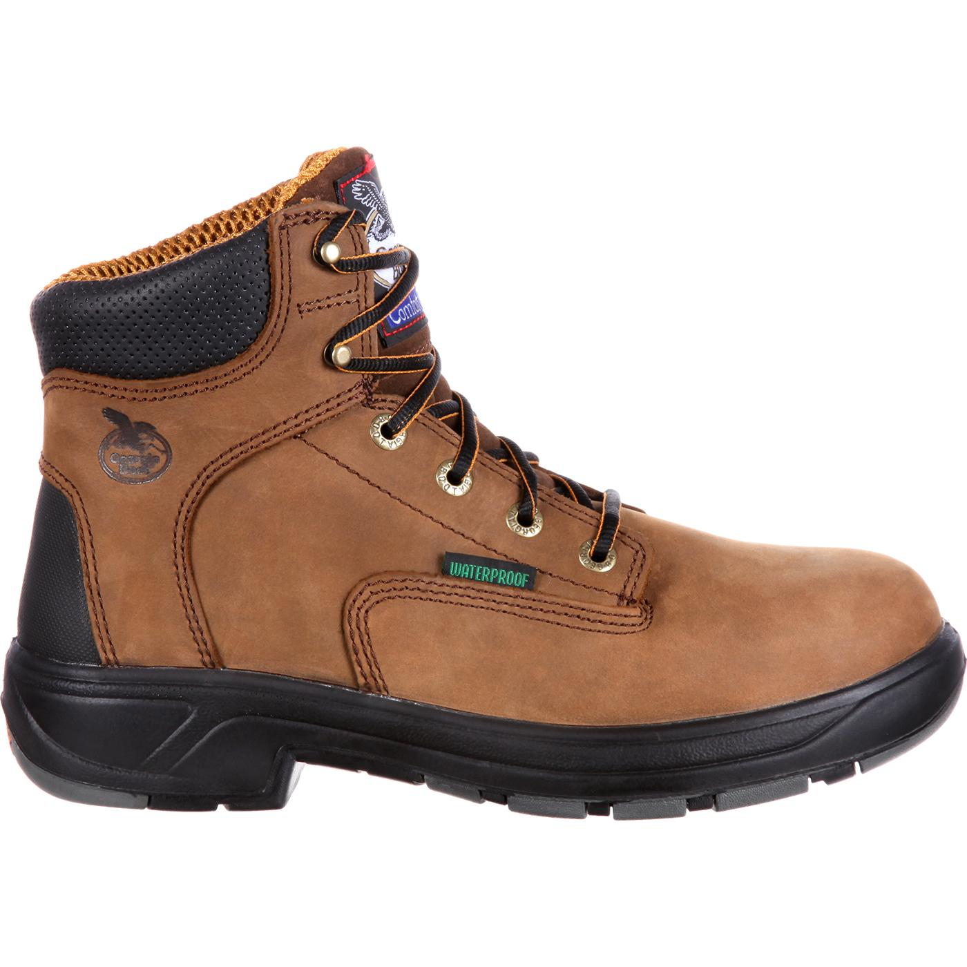 5062cad664c Georgia Boot FLXpoint Composite Toe Waterproof Work Boot