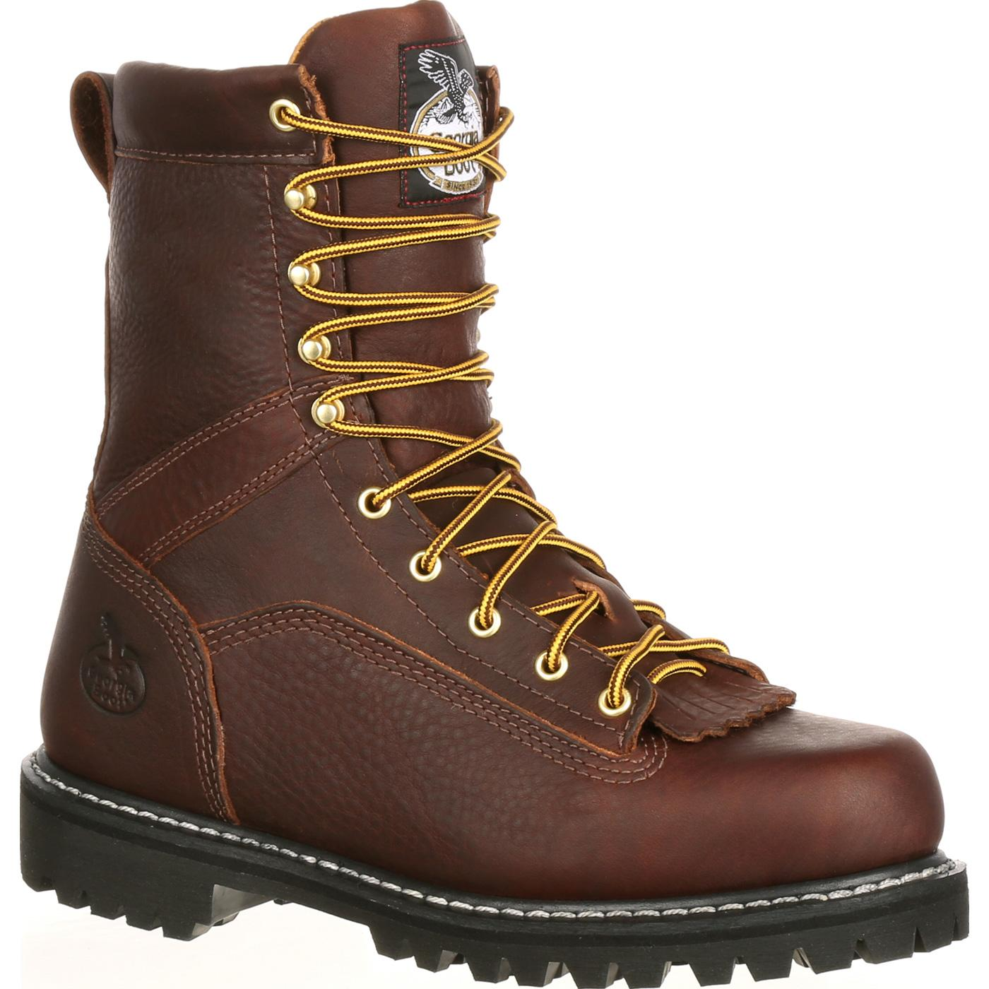 1de79a97e004 Georgia Boot Lace-To-Toe Vibram Work Boot