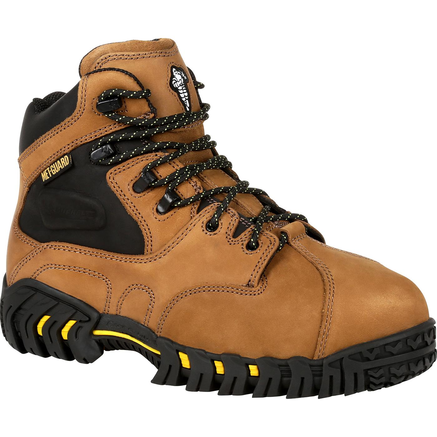 217aef1e1f6 Michelin® Steel Toe Internal Met Guard Work Boot