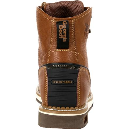 Georgia Boot AMP LT Wedge Steel Toe Work Boot, , large