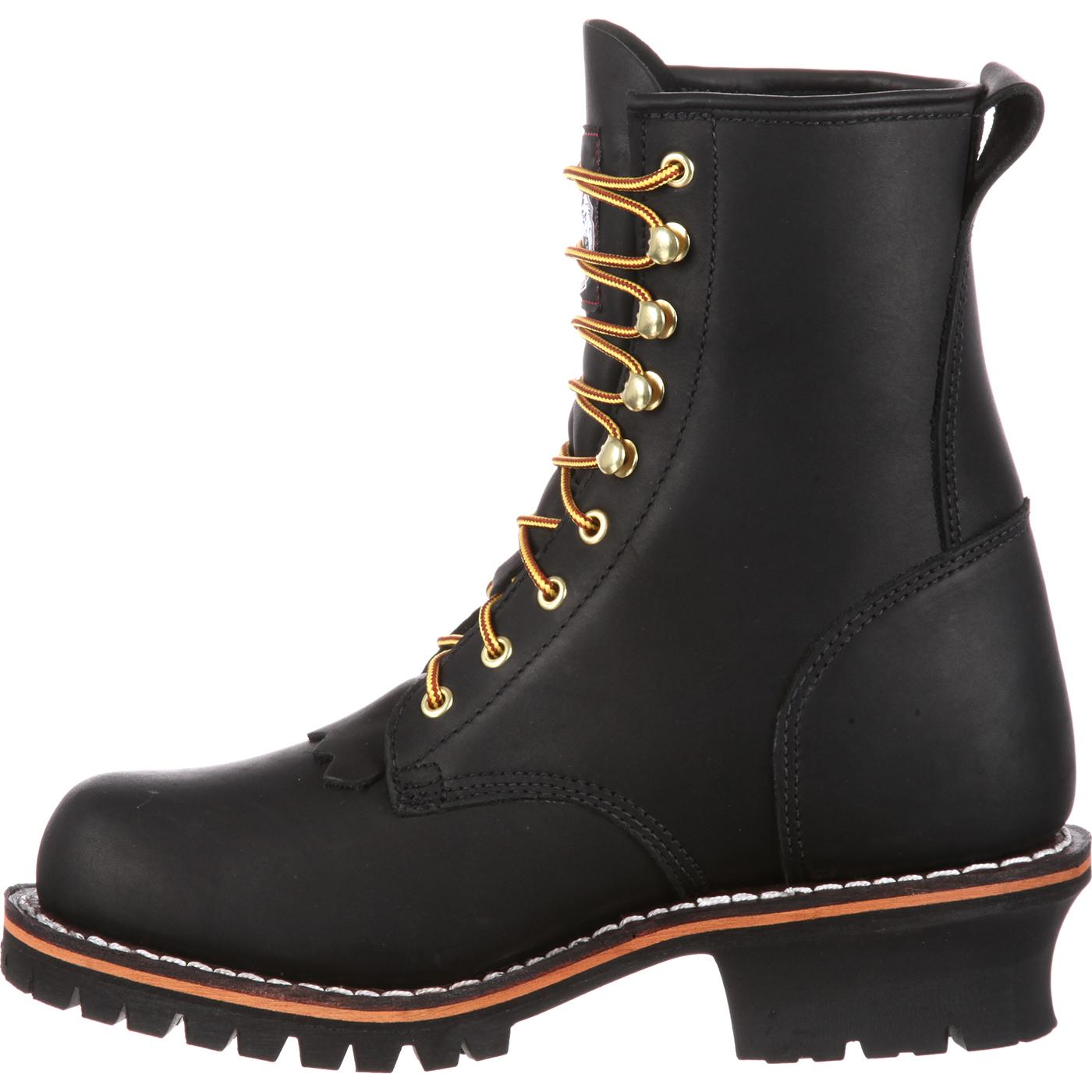 Logger Work Boots Boot Ri