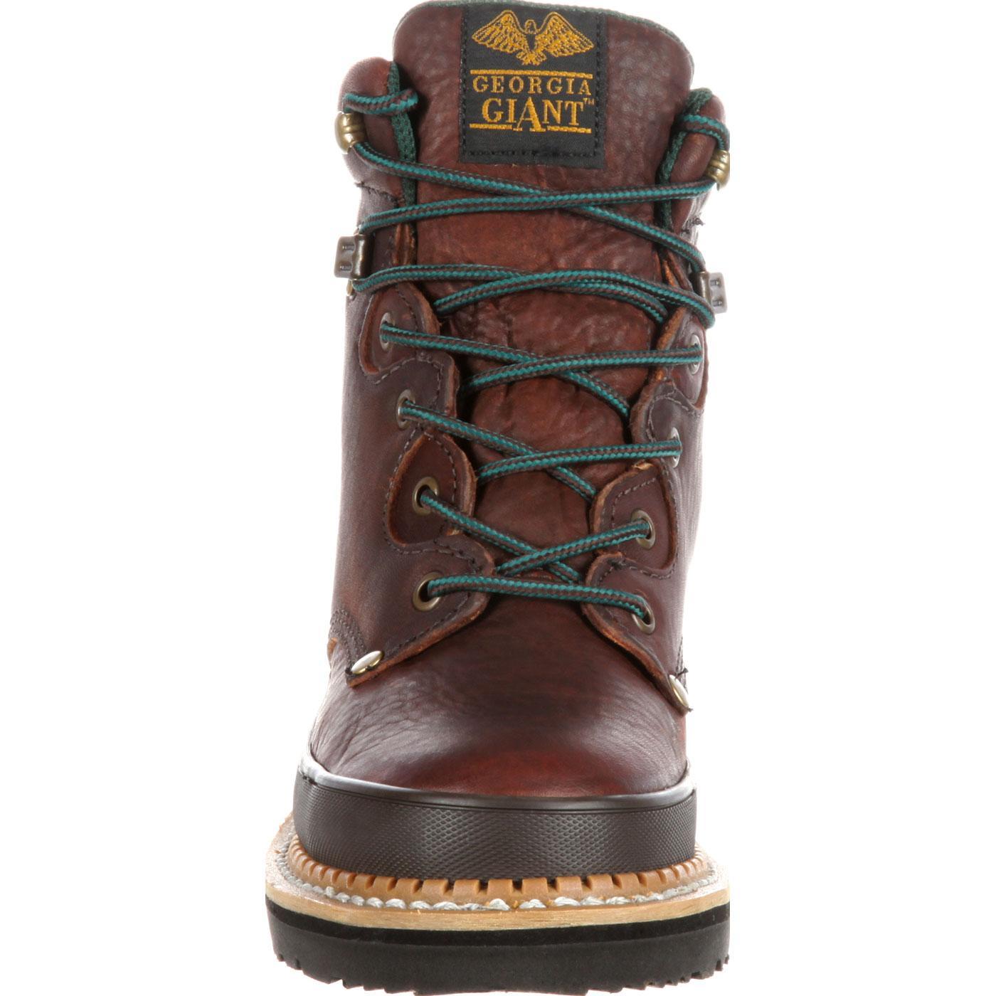 Georgia Giant Women s Steel Toe Work Boots - Style  G3374 9704d1a9b7