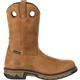 Georgia Boot Carbo-Tec Waterproof Work Wellington, , small