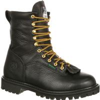Georgia Boot Lace-to-Toe Steel Toe Waterproof Work Boot, , medium