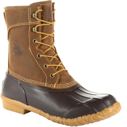 a174f5770b1 Georgia Boot Marshland Unisex 8-inch Duck Boot