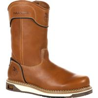 Georgia Boot Wedge Pull On Work Boot, , medium