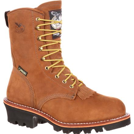 Georgia Boot Steel Toe GORE-TEX® Waterproof Insulated Logger Boot