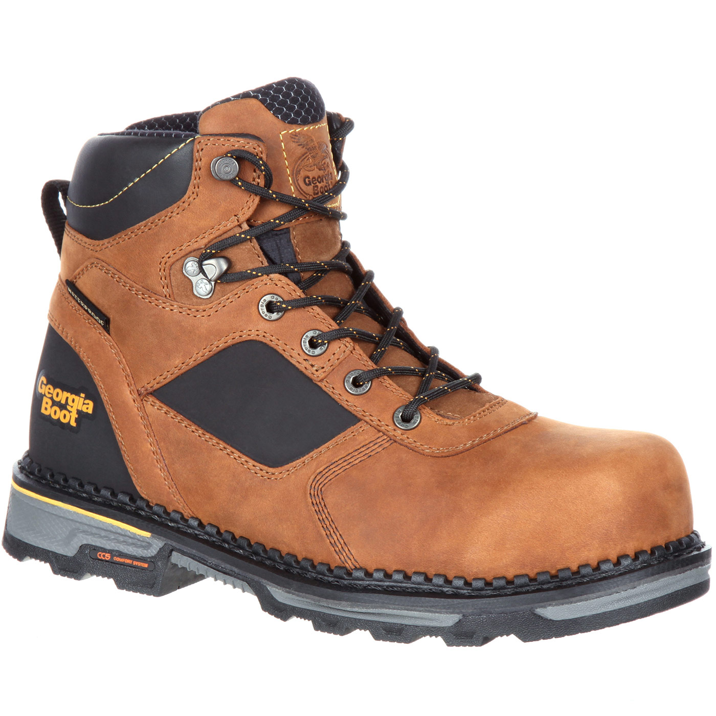 Composite Toe Work Boots - All Men's Composite Boots
