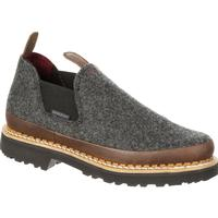 GB00214 - WOMEN'S BROWN AND CHARCOAL PENDLETON ROMEO