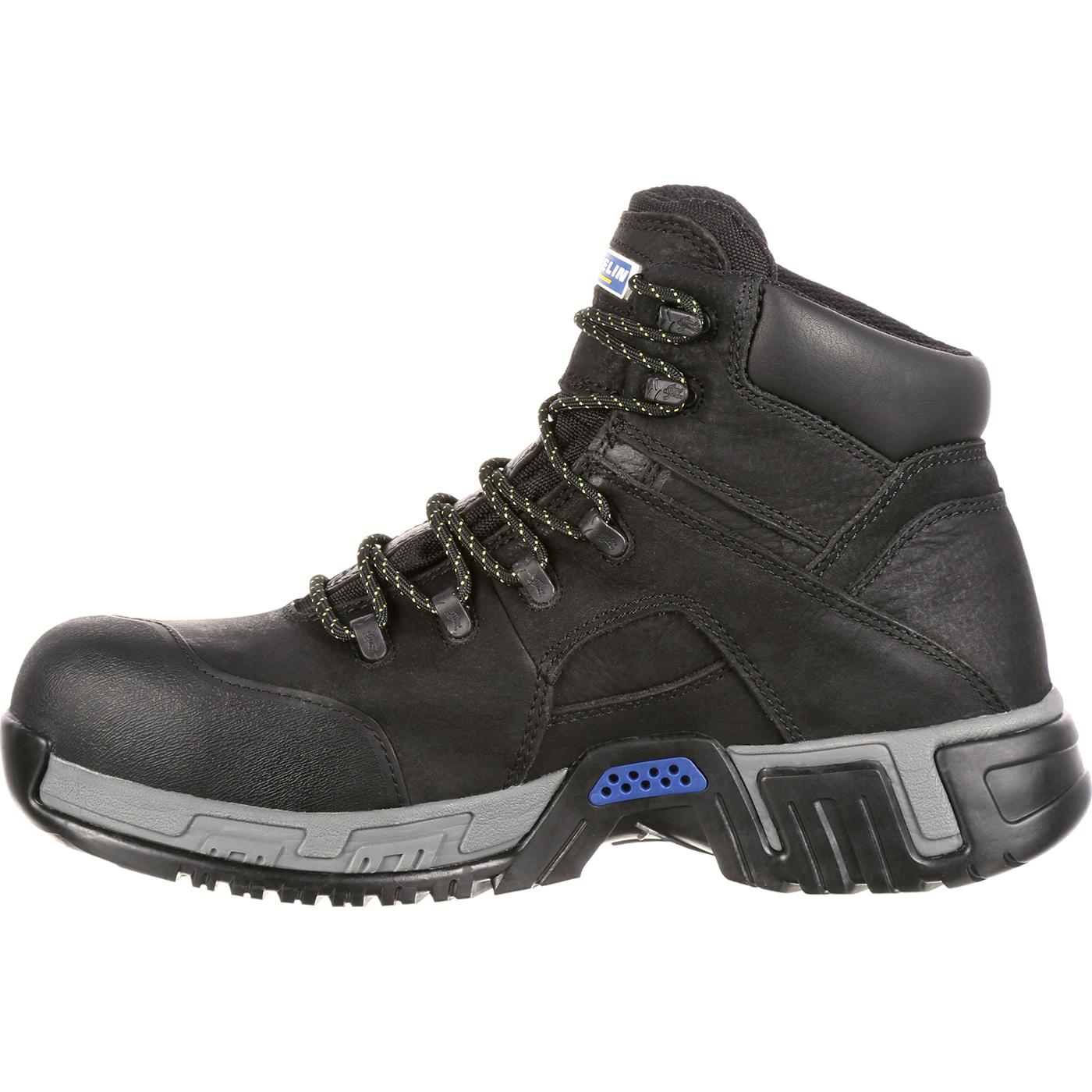 f1a2bd99632 Images. Michelin HydroEdge Steel Toe Puncture-Resistant Waterproof Work Boot  ...