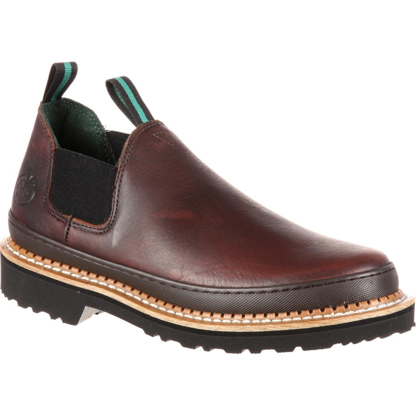 Best Wide Steel Toe Mens Shoe