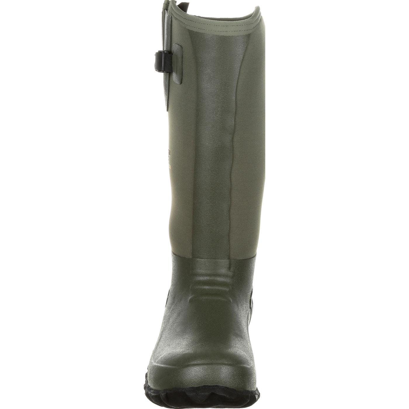84757a87811 Georgia Boot Waterproof Rubber Boot