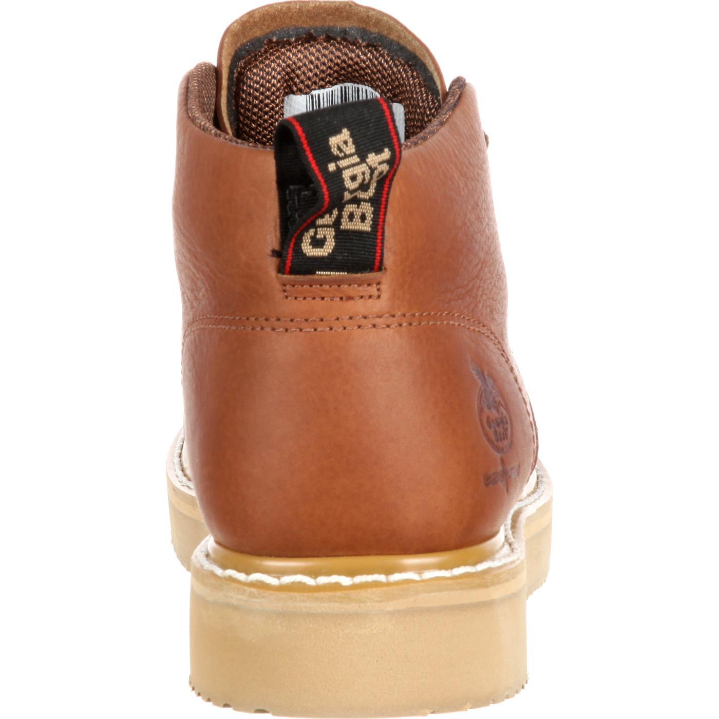 66f983ead97 Georgia Boot  Farm   Ranch Chukka Work Boot