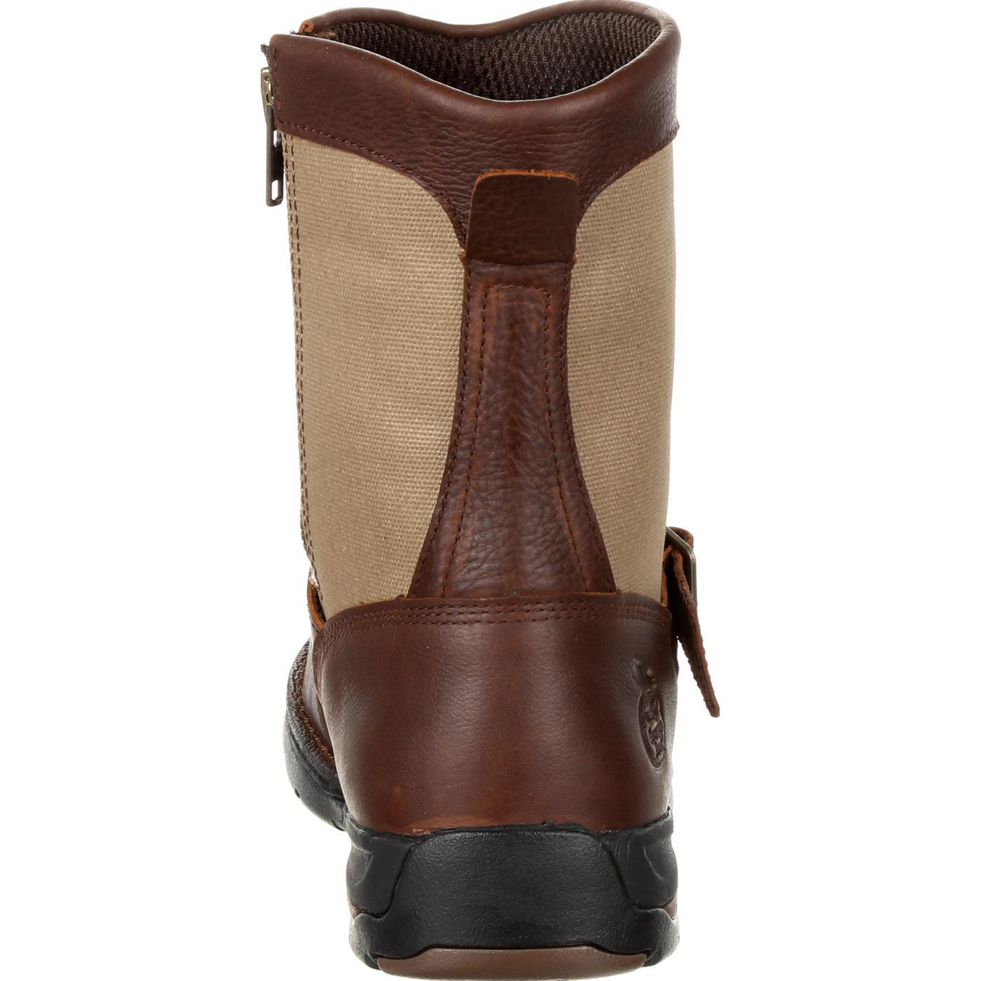 Georgia Boot Athens Waterproof Side Zip Boot Gb00245