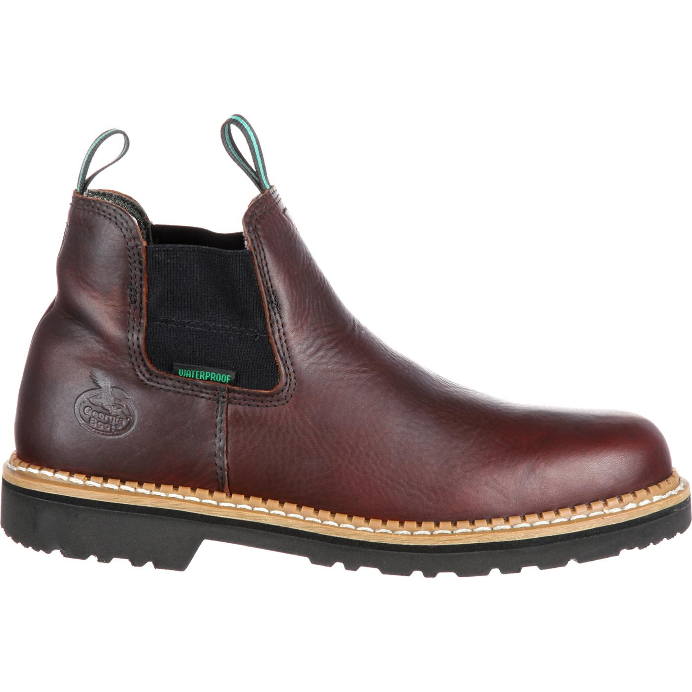 aa9e2a3d33b Georgia Giant Waterproof High Romeo Boot