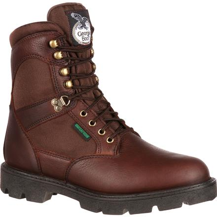 Georgia Boot Homeland Waterproof Work Boot, , large