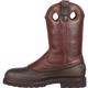 Georgia Boot Muddog Steel Toe Wellington Work Boot, , small