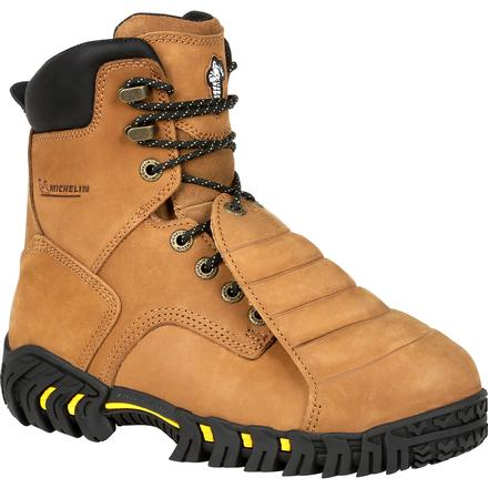 Michelin® Sledge Steel Toe Metatarsal Work Boots, , large