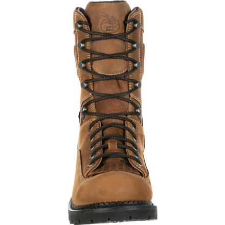Georgia Boot Comfort Core Logger Waterproof Work Boot, , large
