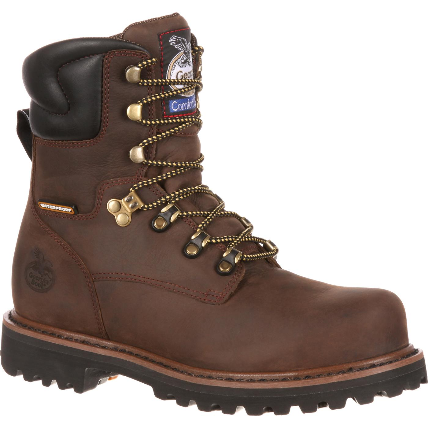 need be tex gore waterproof metatarsal comforter wearing boots large to miner mens you a re georgia extralarge toe comfortable men footwear s steel work internal if this