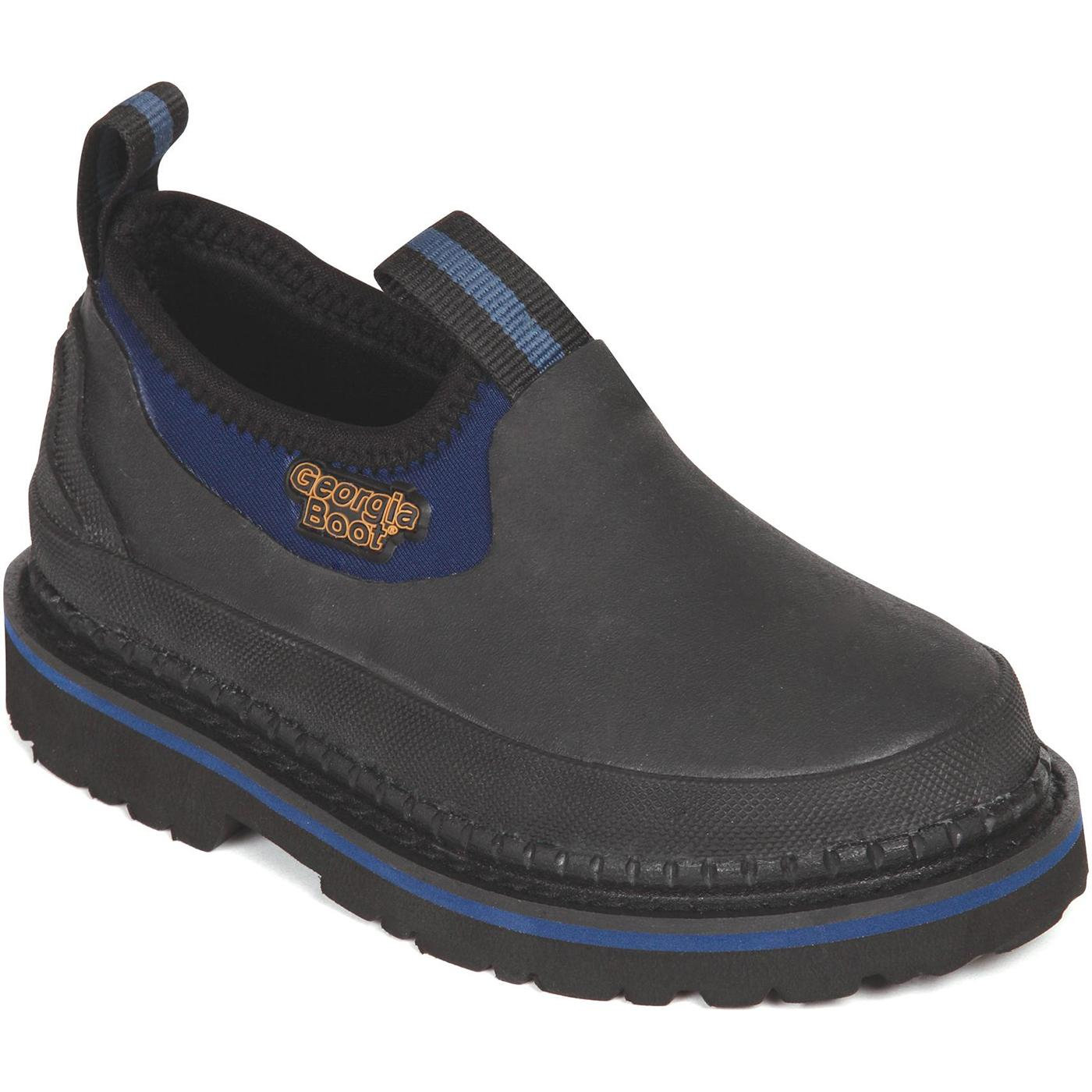 Georgia Boys' Mud Dog Slip-On -Style #G2170