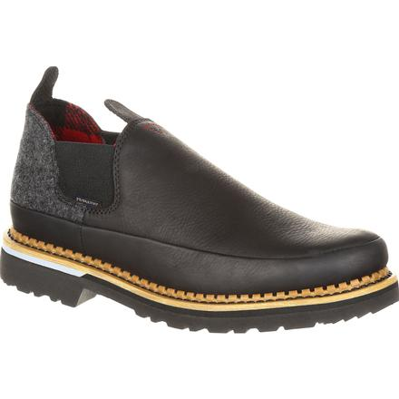Georgia Giant Black Pendleton Romeo Shoe, , large
