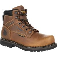 Georgia Giant Revamp Steel Toe Internal Met-Guard Waterproof Work Boot, , medium