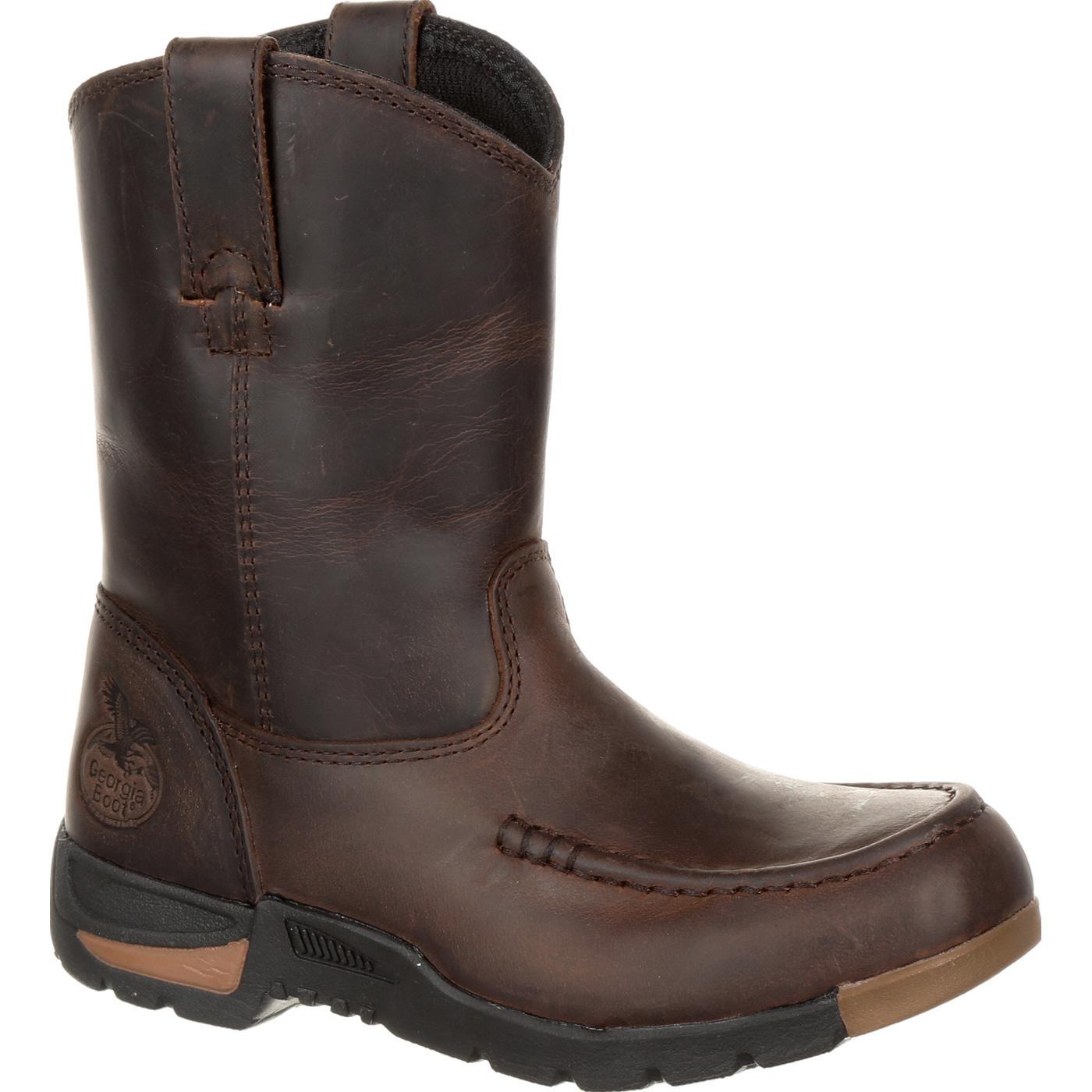 a760508b82c Kid's Work Boots | Georgia Boot