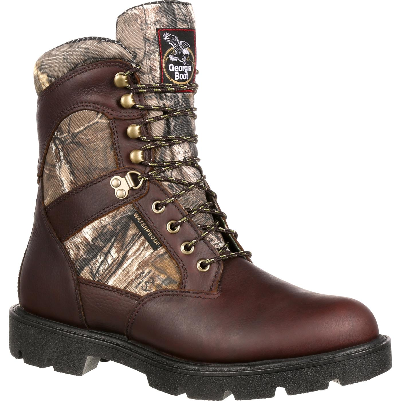 Men's Insulated Work Boots - Georgia Boot Insulated